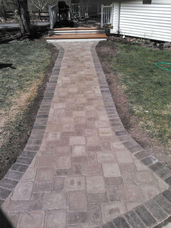 brick walk picture